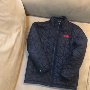 The North Face boys thermoball jacket